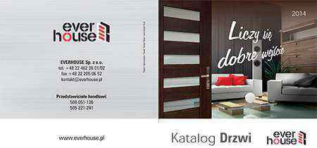 katalog drzwi Everhouse