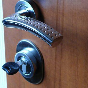Drzwi Delta – antywłamaniowe.