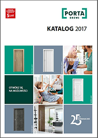 katalog drzwi Porta 2017