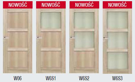 drzwi polskone arco