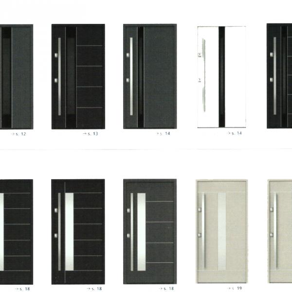 wzory drzwi ntt
