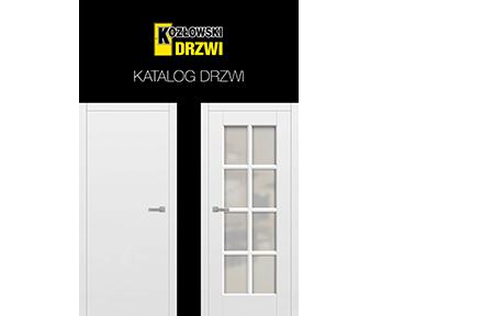 Nowy katalog drzwi Kozłowski 2017