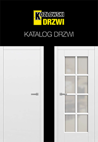 katalog drzwi Kozlowski 2017