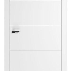 drzwi Asilo Moderno 1 Śnieżna Biel