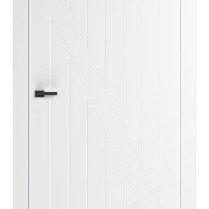 drzwi Asilo Villagio 1 Śnieżna Biel