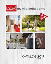 Katalog drzwi Delta 2017