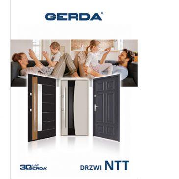 Katalog Drzwi Gerda NTT – premiera nowych produktów.