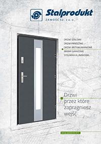 katalog drzwi Stalprodukt