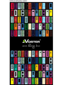 Katalog drzwi Voster