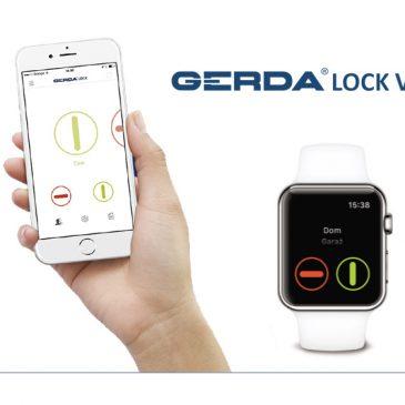 Jak działa GerdaLock – zamek do drzwi.