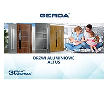 Katalog drzwi GERDA ALTUS 2018