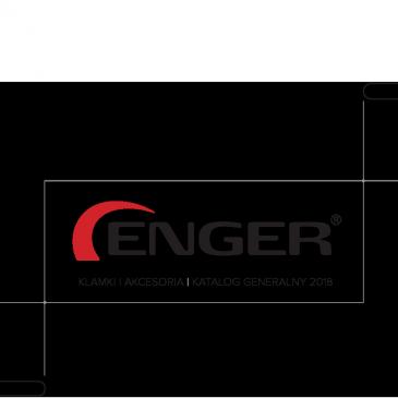 Katalog klamek Tupai – od firmy Enger 2018.