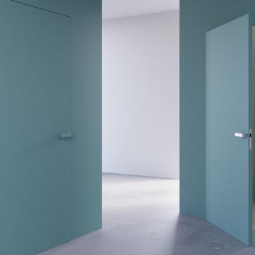 Drzwi Porta HIDE – nowe spojrzenie na aranżację wnętrz.