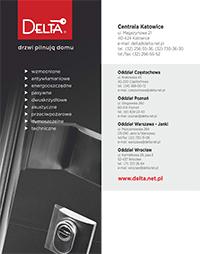 katalog drzwi delta 2018