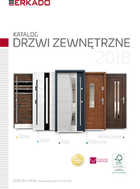 katalog drzwi Erkado 2018