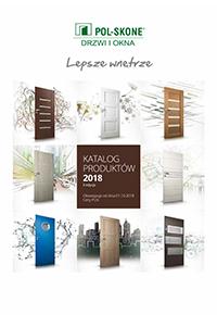 Katalog drzwi Pol-Skone 10-2018