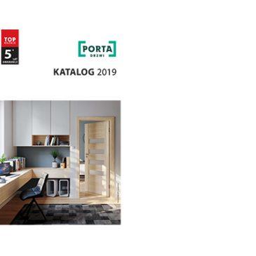 Katalog drzwi Porta 2019.