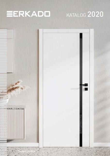 katalog drzwi Erkado 2020