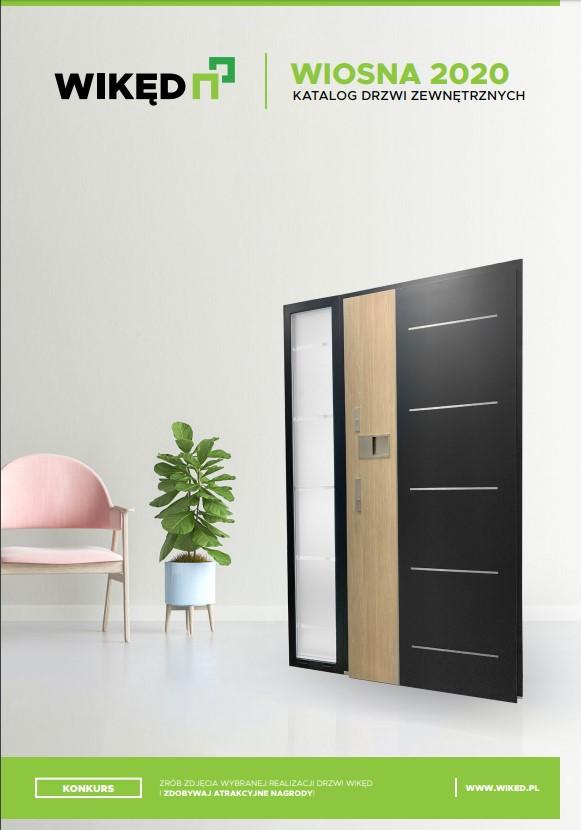 Katalog drzwi WIKĘD 2020 - WIOSNA